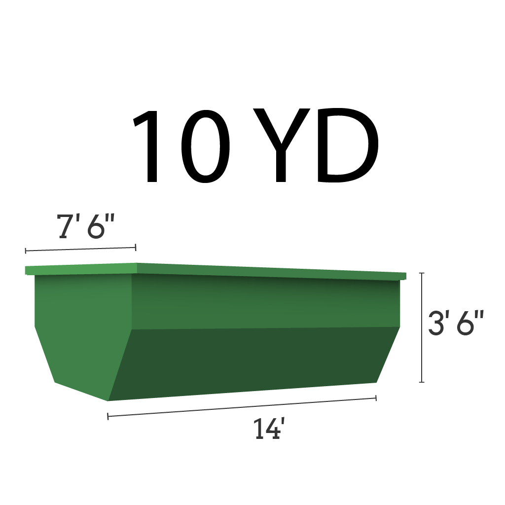Image of dumpster: 10YD Roll-Off